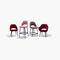 contemporary bar chair