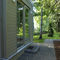 prefab house / contemporary / wooden frame / single-story