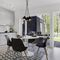 modular house / prefab / contemporary / wooden frame