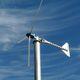 horizontal-axis small wind turbine / three-bladed