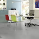 ceramic flooring / vinyl / interior / residential