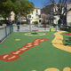 EPDM flooring / for outdoor use / for playgrounds / tile