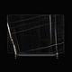 marble stone slab / polished / wall-mounted / black