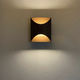 design wall light / garden / patio / steel