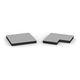 structural bearing pad / elastomeric / PTFE