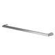 1-bar towel rack / wall-mounted / brass