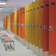 HPL locker / for sports facilities / commercial / for school