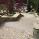 natural stone paver / porphyry / anti-slip / outdoor