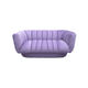 contemporary sofa / velvet / contract / for hotel