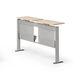 contemporary classroom table / metal / MDF / beech