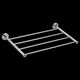 more than 3 bars towel rack / wall-mounted / chromed metal