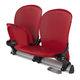 retractable stadium seating / polypropylene