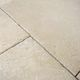 travertine paving slab / outdoor / textured / anti-slip
