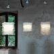 pendant lamp / original design / paper