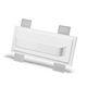 recessed wall light fixture / LED / linear / aluminum