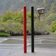 flexible bollard / security / parking prevention / polyurethane