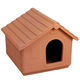 polyethylene doghouse