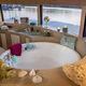 floating building / for wellness center / for spas / contemporary