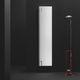 hot water radiator / contemporary / aluminum / wall-mounted