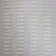 patterned sheer curtain fabric / linen / embroidered / home