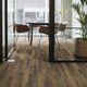 vinyl flooring / interior / acoustic / high-performance