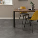vinyl flooring / interior / high-resistance / residential