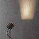 floor spotlight / outdoor / LED / square
