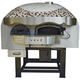 commercial pizza oven / wood-burning / free-standing / single-chamber