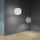 pendant lamp / contemporary / ash / acrylic