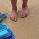 composite floor covering / for public pools / non-slip / waterproof
