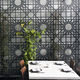 cover decorative panel / Valchromat® / wall-mounted / textured