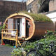 prefab micro-house / contemporary / energy-efficient