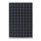 amorphous silicon PV panel / colored / self-cleaning / with aluminum frame