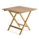 traditional table / walnut / teak / ash