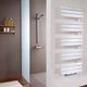 electric towel radiator / contemporary / metal / wall-mounted