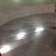 stainless steel flooring / interior / tertiary / tile