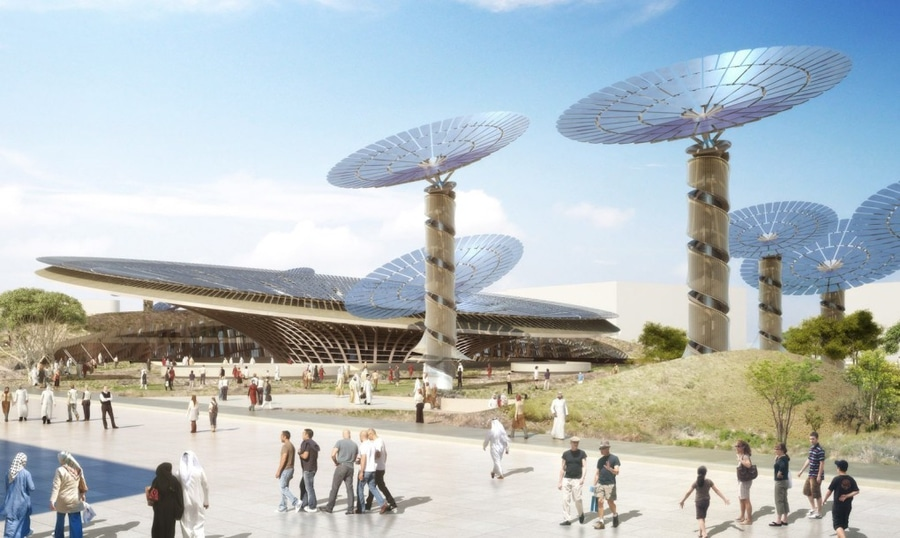 BIG, Foster + Partners, and Grimshaw Architects unveil