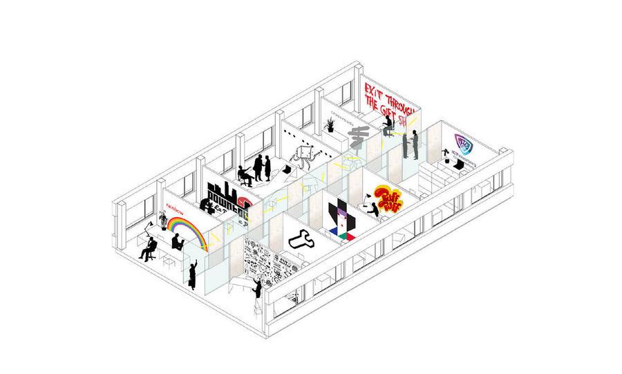 DE BURGEMEESTER OFFICE SPACE BY STUDIONINEDOTS - Hoofddorp