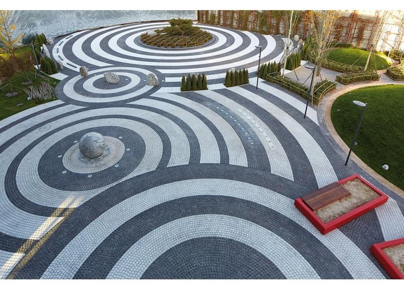 Landscape Design Idea Get Creative With Pavement 30 Hill