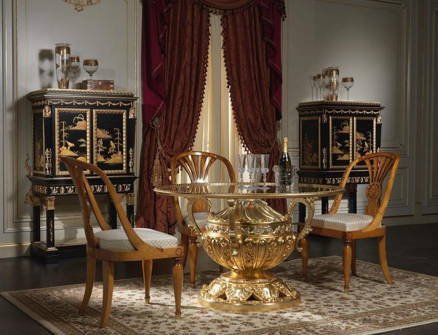 Vimercati Meda Luxury Classic Furniture, Luxury Dining Room Furniture Italy