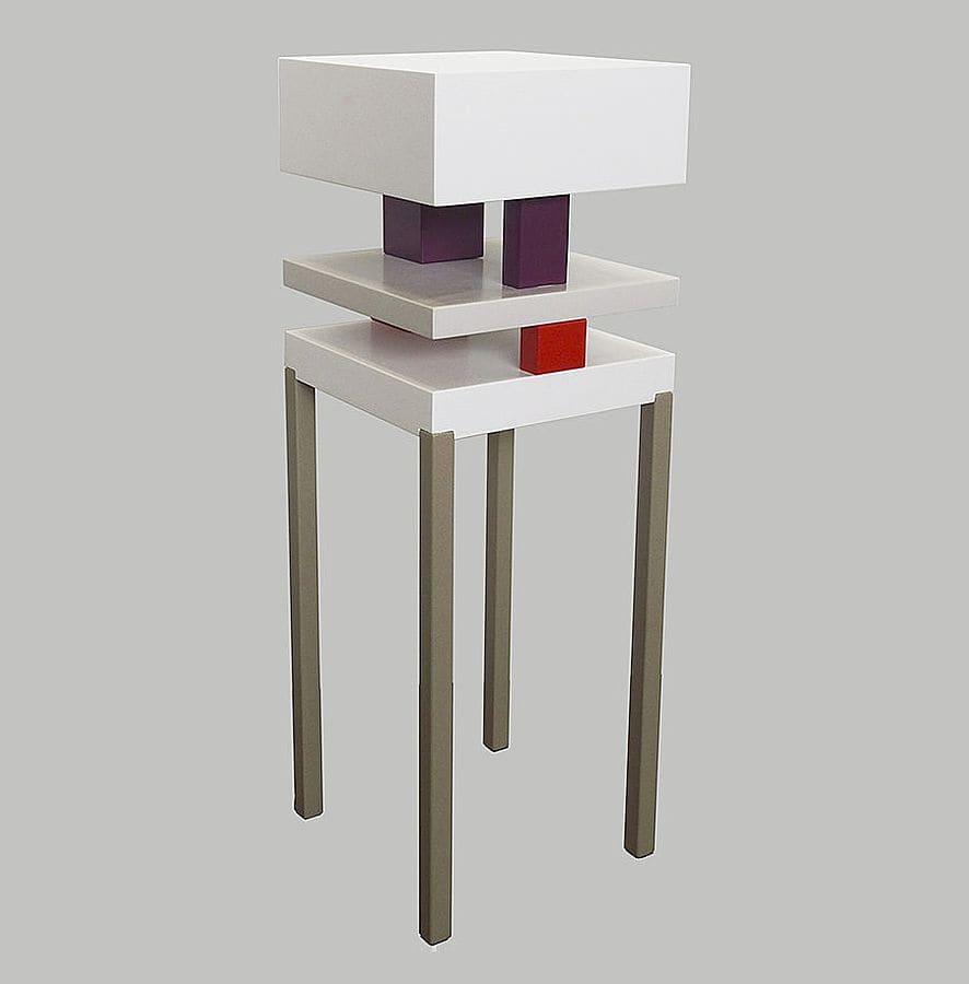 Mini console table Pied-de-Grue - Les Pieds sur la Table ®