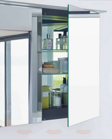 Mirror Cabinets With Sound System 105