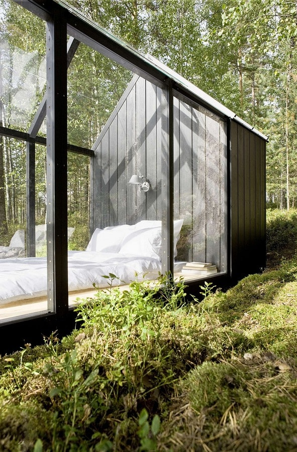 Modular Greenhouse Storage Shed Combination Brings Nature A Step Closer