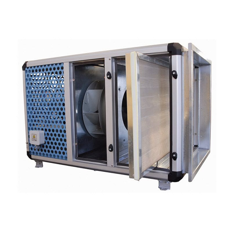 NEW: commercial kitchen extractor fan by VENCO A.S. - VENCO A.S.
