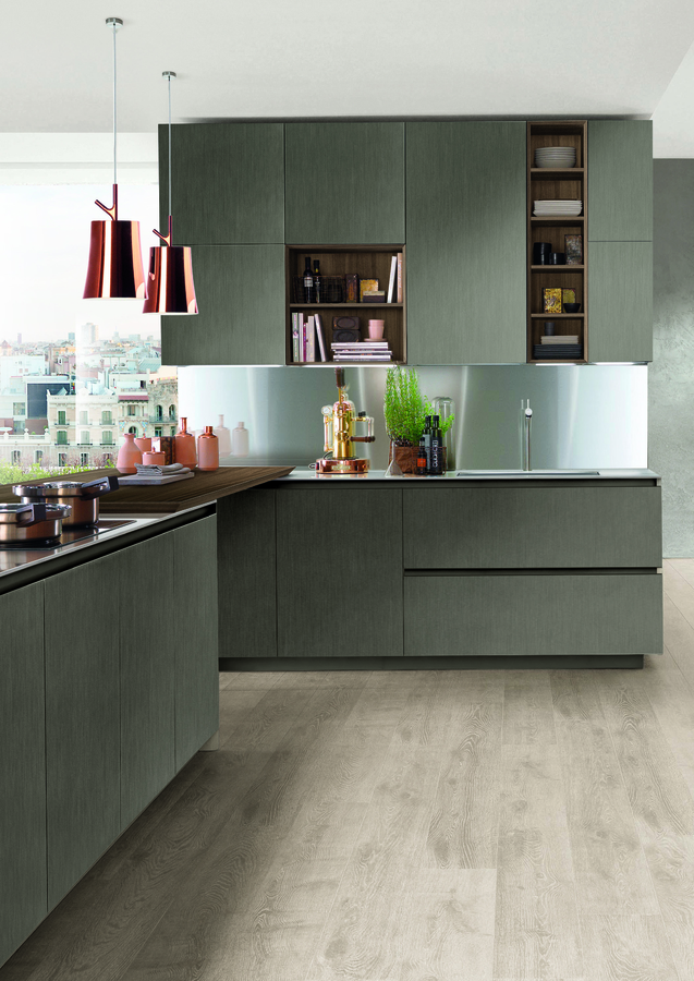 NEW EUROMOBIL CUCINE CATALOGUE UPGRADE - Province of Treviso ...