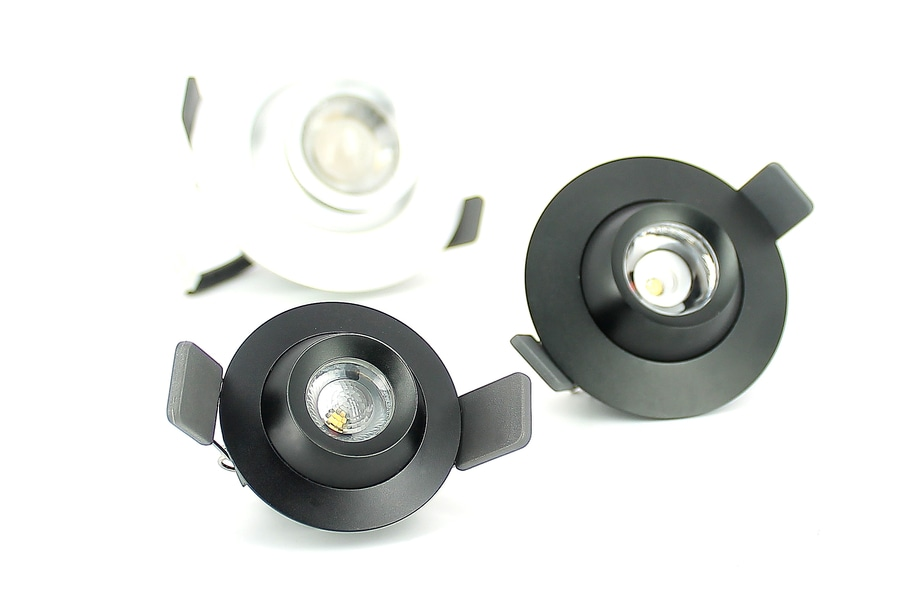Nux 5 Led Recessed Lights Range 15