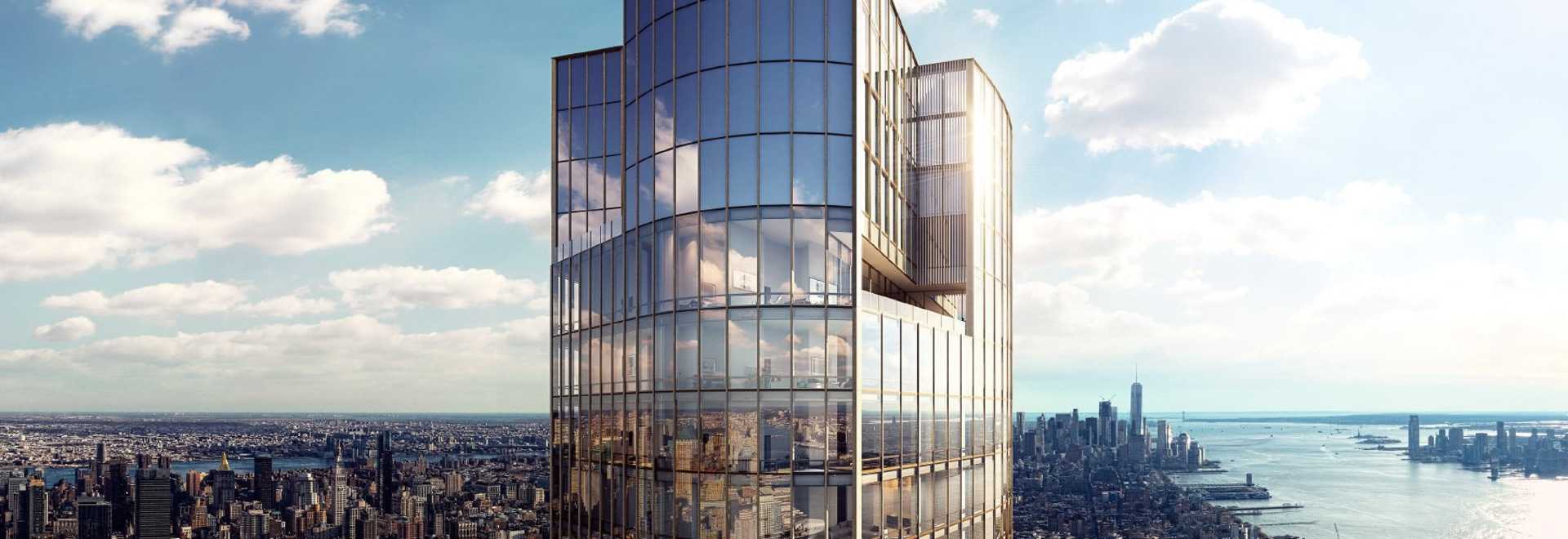 35 hudson yards: explore plans for the NYC development's tallest residential tower