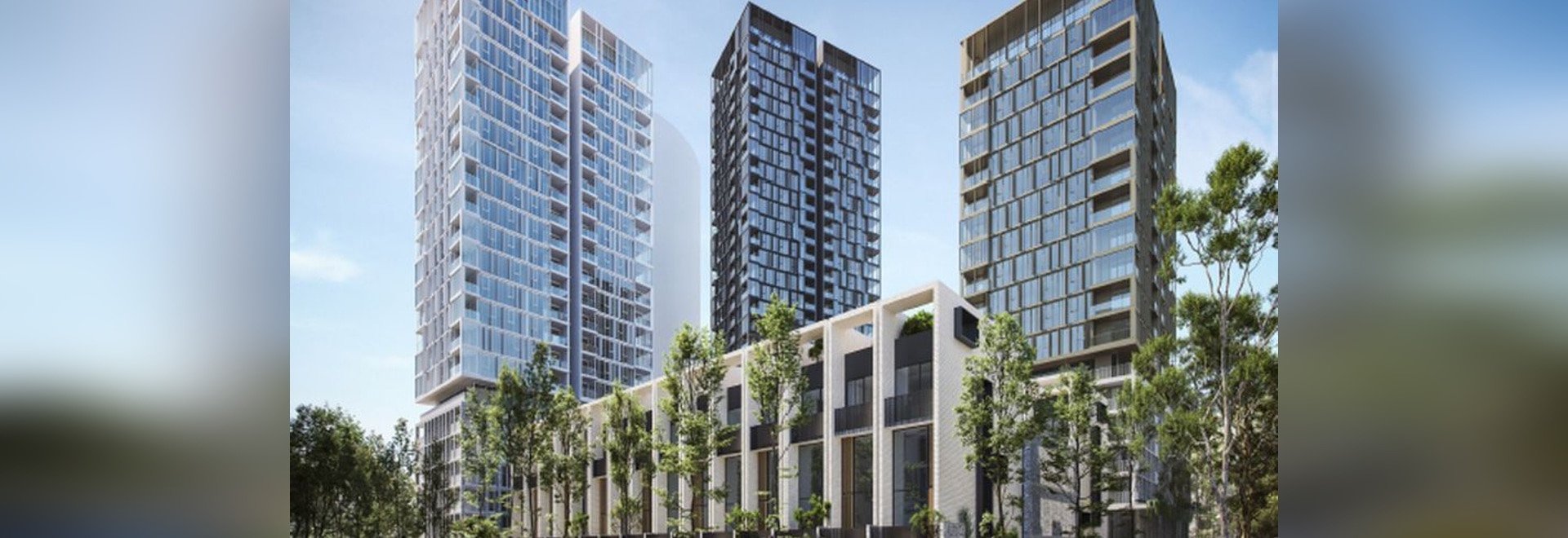 The 5 Uhrig Road development by BVN.