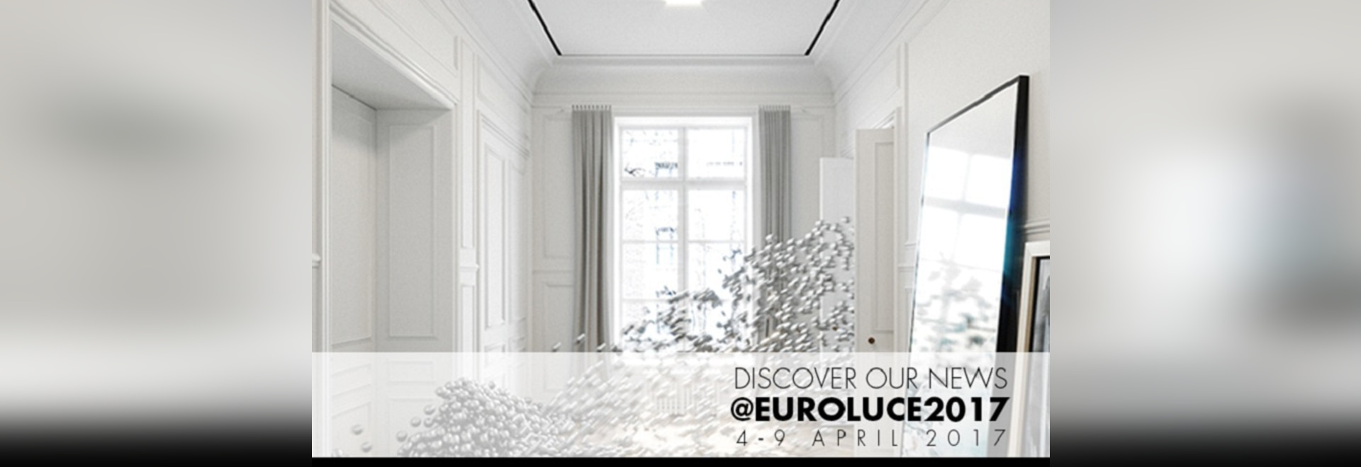 THE AIR AT EUROLUCE BECOMES HEALTHIER THANKS TO BUZZI & BUZZI
