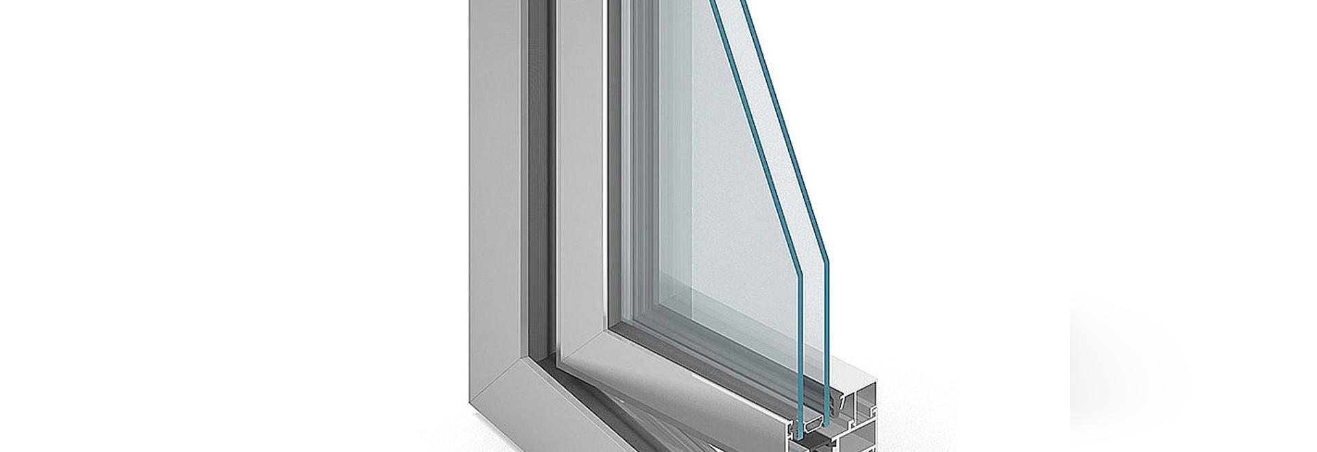 Aluminium Window MB-60